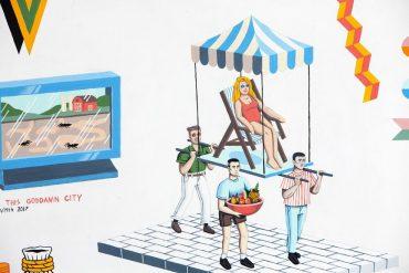 At First Amendment Gallery, 13 Artists Depict Natural Plain