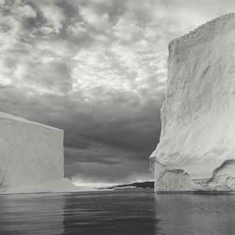 Iceberg #23, Disko Bay, Greenland-2000