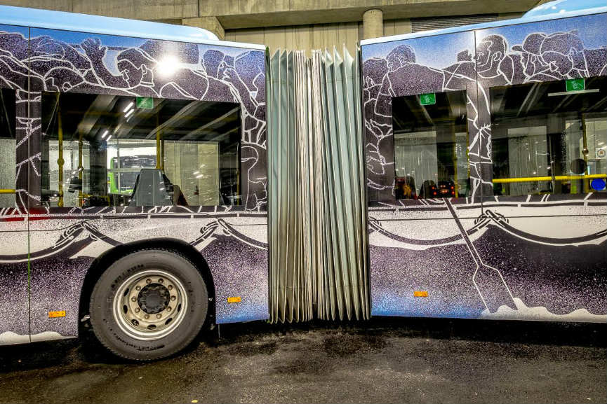 News about new world truck and bus design put on search and powered by a donor