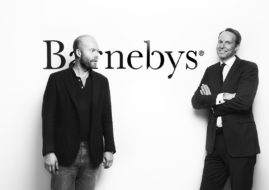 Christopher Barnekow, Founder and CEO of Barnebys and Pontus Silfverstolpe, Founder and Head of Content at Barnebys