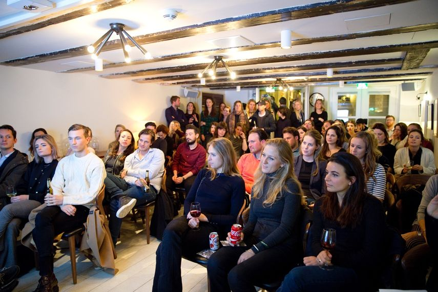 young collectors circle young art collectors