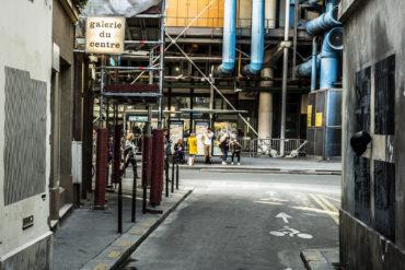 MONSTFUR x GÓRNICKI and SEIKON (Centre Pompidou). Photo by Norbert Piwowarczyk