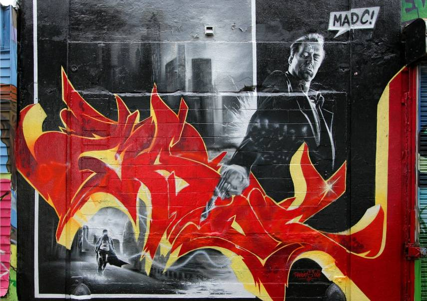 MadC - Piece in New York, 2011, 2013, 2016  festival in Paris, London and France, respectably