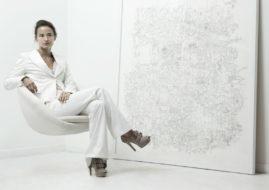 Magda Danysz -  Work of Nicolas Ledoux, Photo by Celine Barrere, detail