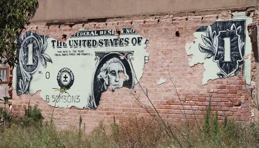 MaisMenos - Dollar Bill