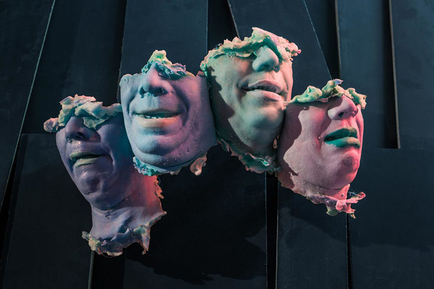 Malte Bruns - Heads Up Display, 2016