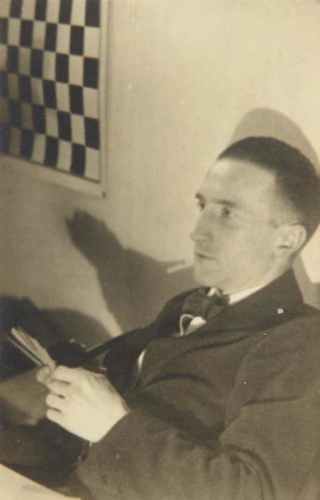 Man Ray-Marcel Duchamp-1921