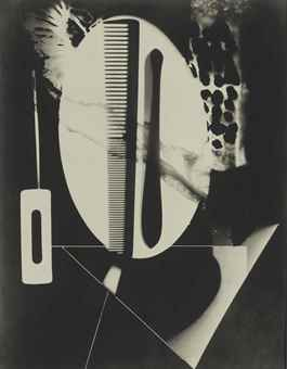 Man Ray-Rayograph, from Les champs delicieux-1922