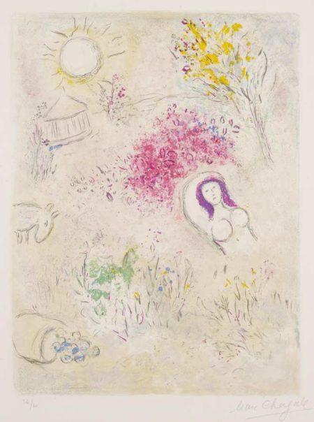 Chloe, from Daphnis et Chloe-1961