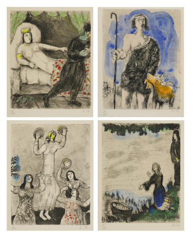 Marc Chagall-La Bible-1939
