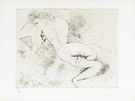 Marc Chagall-Le Portefeuille des Peintres-Graveurs Independants pour 1925 -II- Eaux-Fortes-1925
