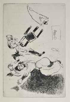 Marc Chagall-Maternite-1926