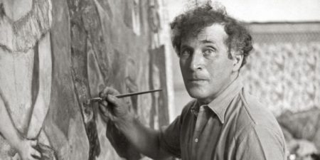 Marc Chagall, artist, photo credits - Drawing Academy