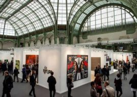 the art fair website provides the news about performances