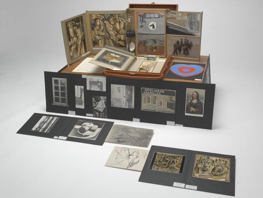 Marcel Duchamp - Box in a Valise, 1948