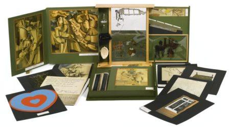 Marcel Duchamp-De Ou Par Marcel Duchamp Ou Rrose Selavy (La Boite En Valise)-1971