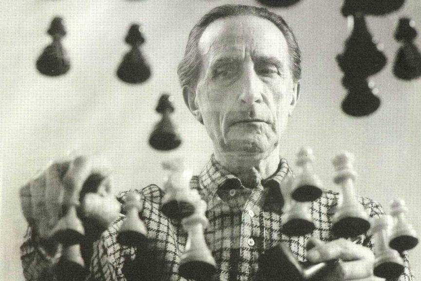 Marcel Duchamp artwork