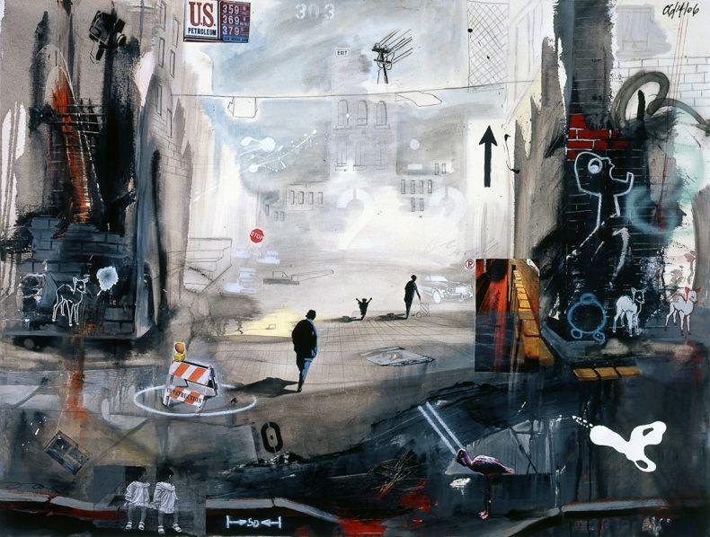 Why is Urban Art Inherently Postmodern? | WideWalls