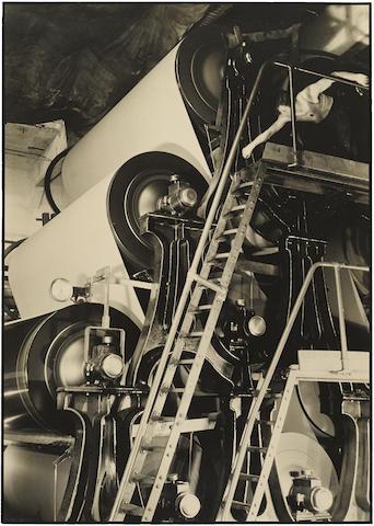 Margaret Bourke-White-Continental Paper Company-1937