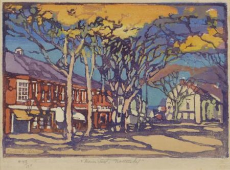 Margaret J. Patterson-Main Street Nantucket-1920