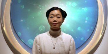 Mariko Mori - Photo of the artist - Image via Shminhe