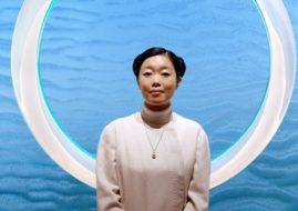 Mariko Mori via rotundamedia