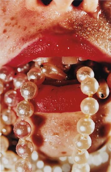 Marilyn Minter-Bullet-2003