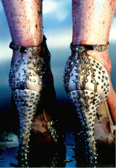 Marilyn Minter-Runs-2006
