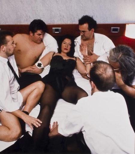 Marina Abramovic-Namepickers-1998