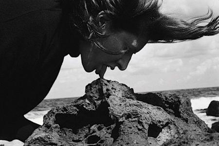 Marina Abramovic-Stromboli No. III (Volcano)-2002