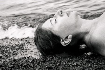 Marina Abramovic-Stromboli I (Head)-2002