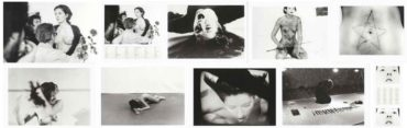 Marina Abramovic-The Complete Performances-1975