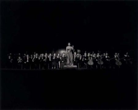 Marina Abramovic-The Composer, Bern-2002