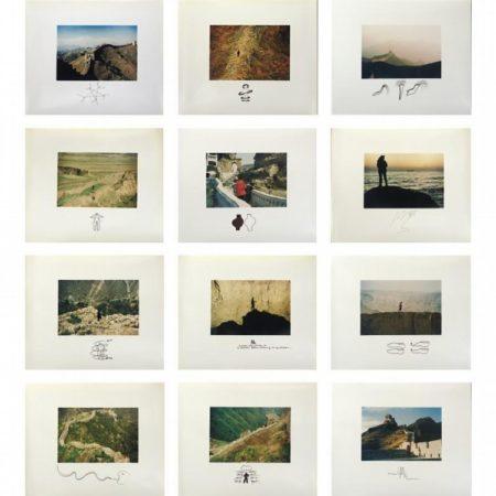 Marina Abramovic-The Great China Wall Walk-1996
