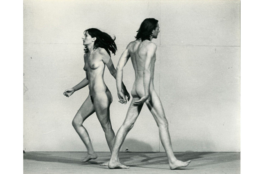 Marina-Abramovic-and-Ulay---Relation-in-Space