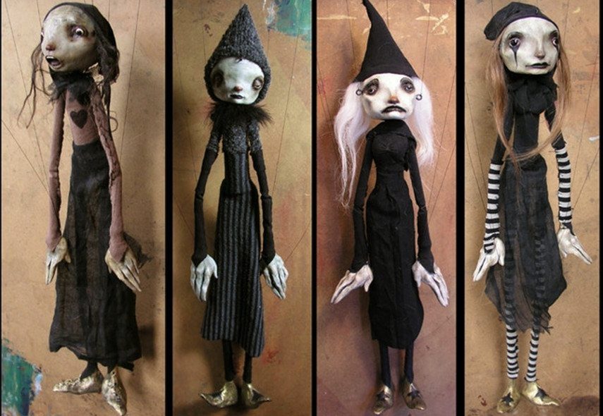Scott Radke - Marionettes