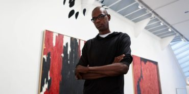 Mark Bradford - Mark Bradford on Clyfford Still - Image via metmuseumorg