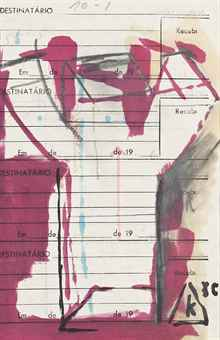 Martin Kippenberger-Untitled, 241 Bildtitel zum Ausleihen fur Kunstler (241 Titles to Borrow for Artists)-1986