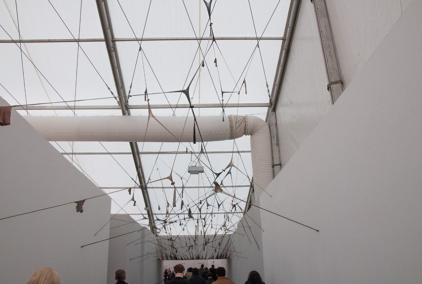 Frieze London and New York fairs