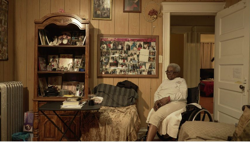 Martine Syms - Incense, Sweaters and Ice, film still, 2017