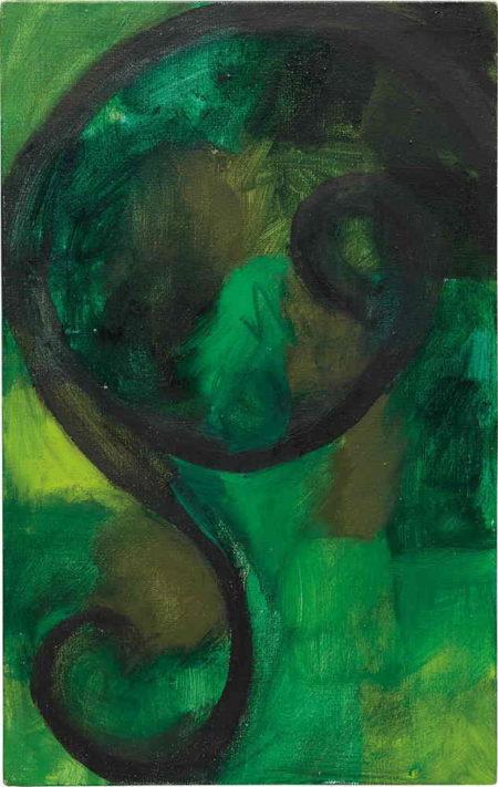 Mary Heilmann-Verde 2-1992
