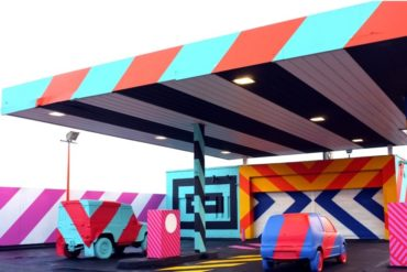 Maser Brings New Art Palette in his Debut at Lazarides