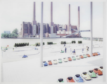 Massimo Vitali-VW Lernpark, from A Portfolio of Landscapes with Figures-2006
