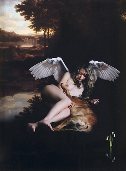 Mat Collishaw-East of Eden-2006