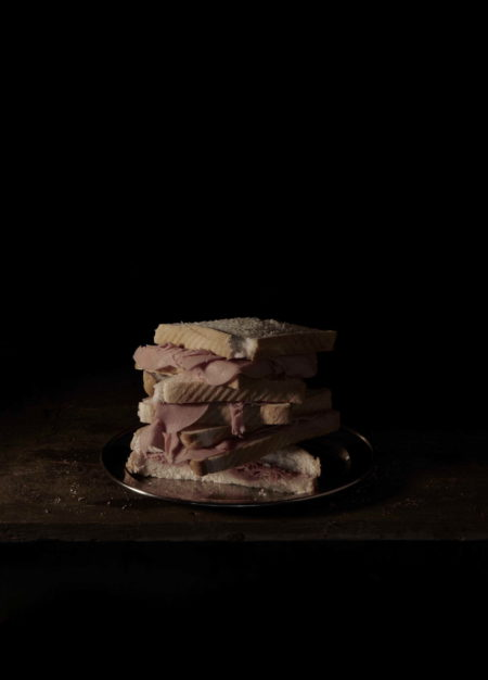 Mat Collishaw-Last Meal on Death Row, Texas (Bernard Amos)-2011