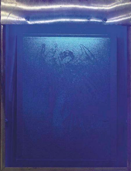 Mat Collishaw-Ultraviolet Angel (No. 6)-1993
