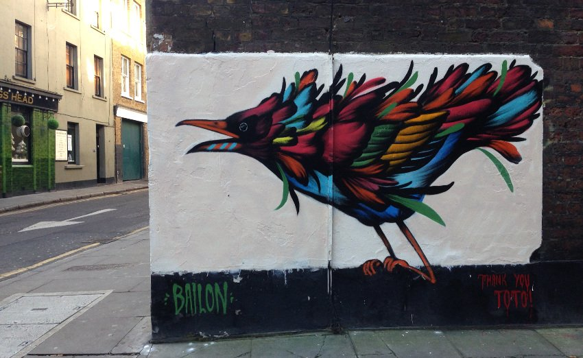 Mateus Bailon - London, UK
