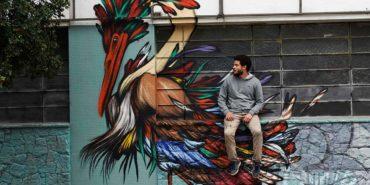 Mateus Bailon, photo via the artist's official site