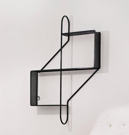 Mathieu Mategot - Cle De Sol Wall Shelf-1955