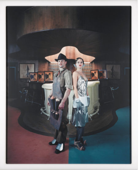 Matthew Barney-Cremaster 3: Entered Novitiate-2002